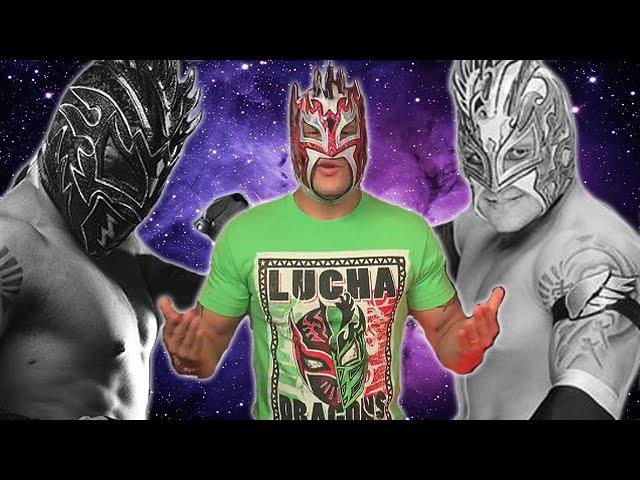 WWE/AAA Kalisto (Samuray Del Sol) Buena Vista Ft. Best Luchadors HD