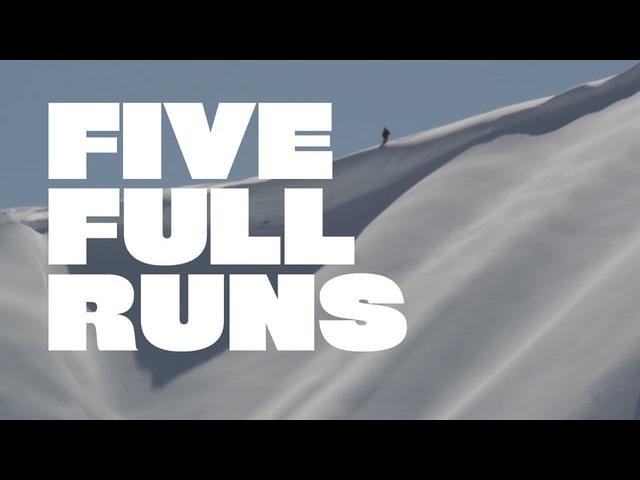 'Five Full Runs' for Retallack : The Movie
