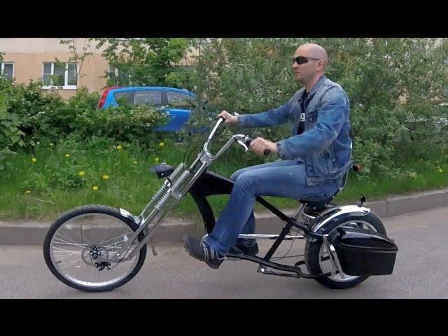 Велочоппер Challenger от Megavel