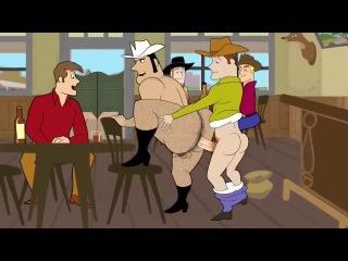 Animan - the sheriff of lone gulch