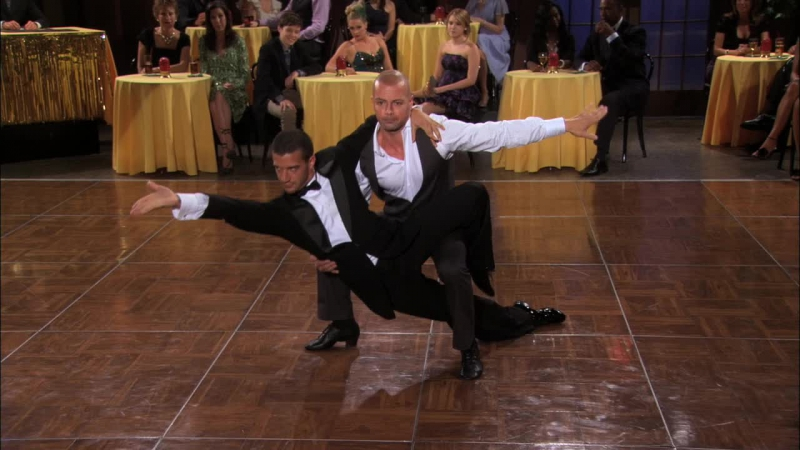 Melissa and Joey. Dancing With the Stars of Toledo
