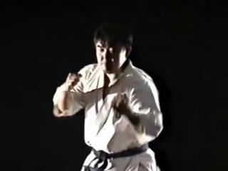 Kyokushin karate hiroki kurosawa