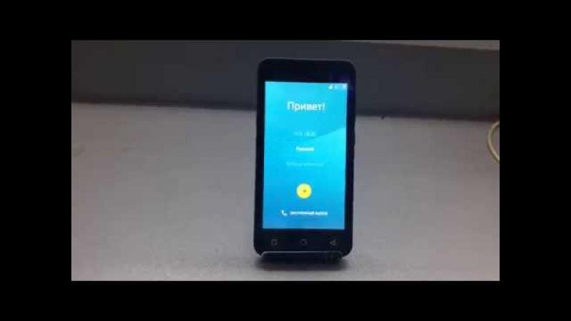 Удаление Google аккаунт на Micromax Q415 Bypass Google account Micromax Q415