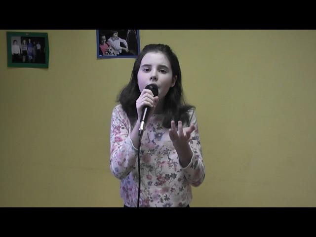 Елизавета Бляхер кавер на песню Sia Cheep threels