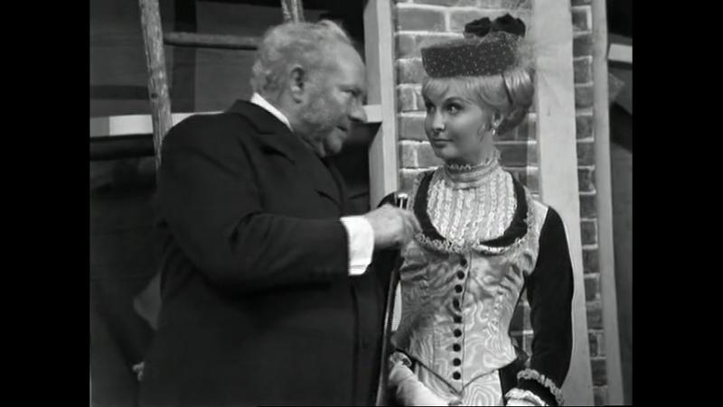 Сага о Форсайтах 1966 5 серия