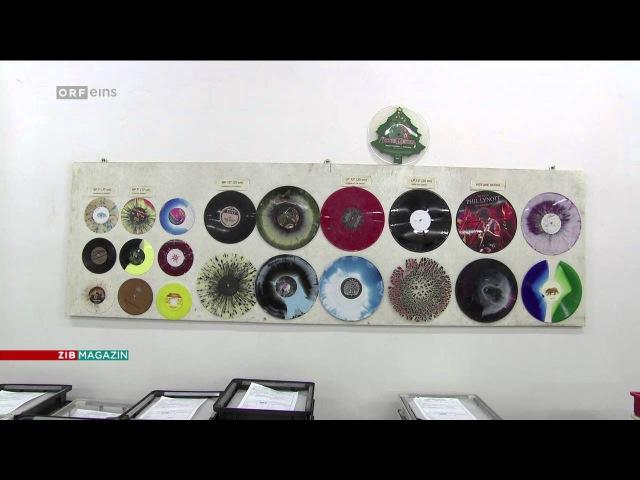 Die Vinyl Branche boomt, GZ Media Tschechien. /Всем любителям винила 👉 vk.com/analoglP /