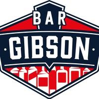 Логотип GIBSON BAR