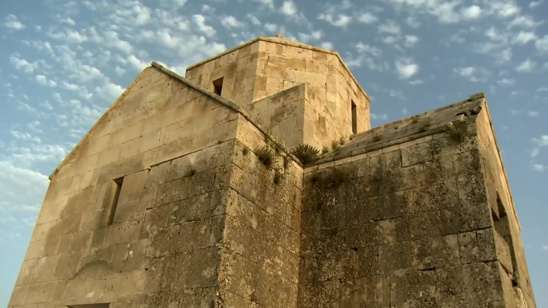 Тигранакерт - древний город в провинции Арцах Великой Армении