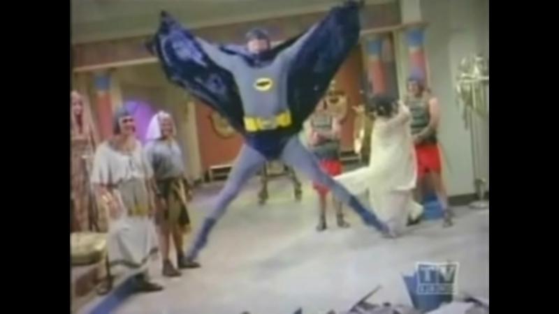 Бэтмен фрагмент Batusi 1966