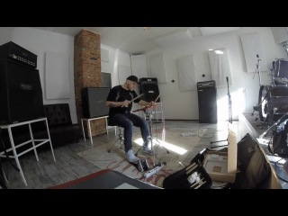 Nord Drum 3P - Live performance by Denis Skipin