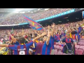 un sentiment pel meu equip, t'animar cada partit!