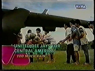 United Dee Jays For Central America - Too Much Rain (VIVA, 199x)