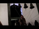 Колокольный звон, Крещенский фестиваль в Каргополе, звонарь Олеся Ростовская