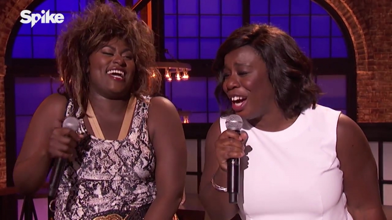 Orange is the New Black's Uzo Aduba Danielle Brooks Go Beyond the Battle