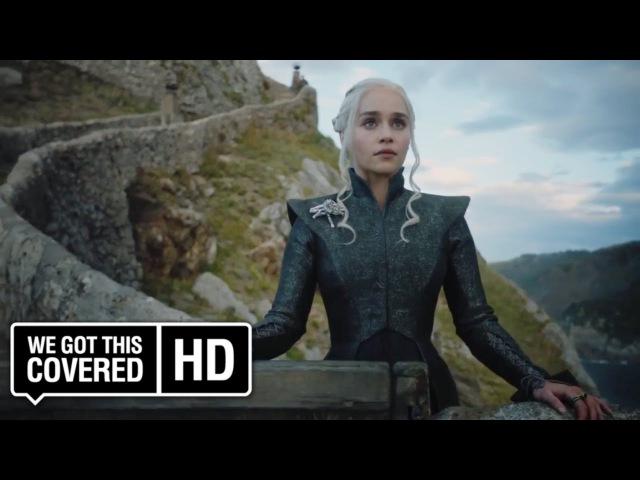 GAME OF THRONES 7x03 The Queen's Justice Promo [HD] Emilia Clarke, Peter Dinklage, Natalie Dormer