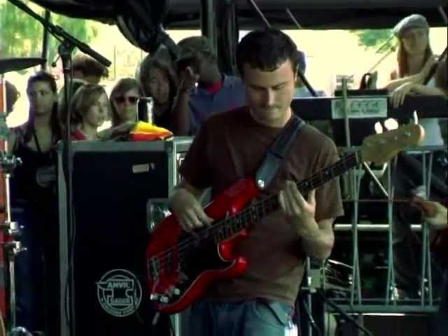 Glassjaw - Ape Dos Mil (Live in Vans Warped Tour, USA 2003)
