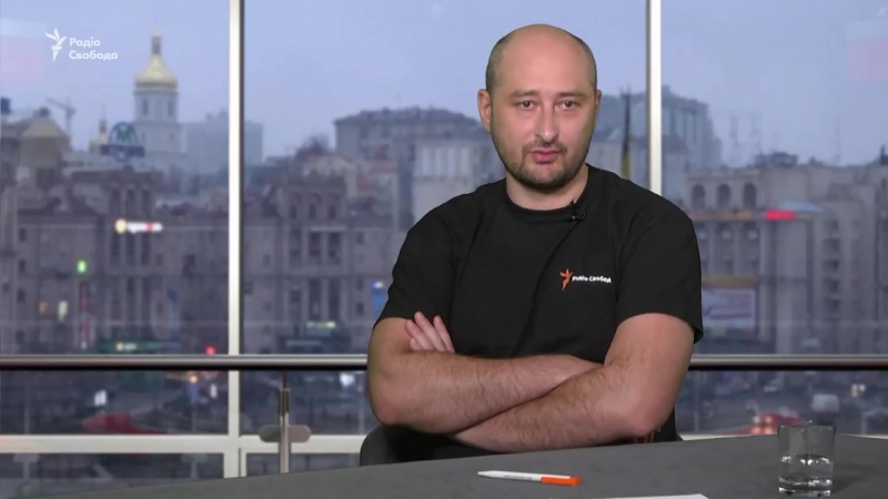 Бабченко найімовірніше що чекає на Росію безглуздий і нещадний ковбасний бун
