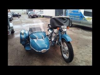 Реставрация мотоцикла ИЖ Юпитер 3. Очередной восстановленный ИЖ
