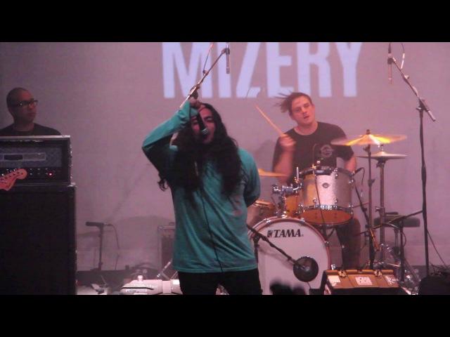 Mizery | The Regent | SOUND AND FURY 2016 | 61016