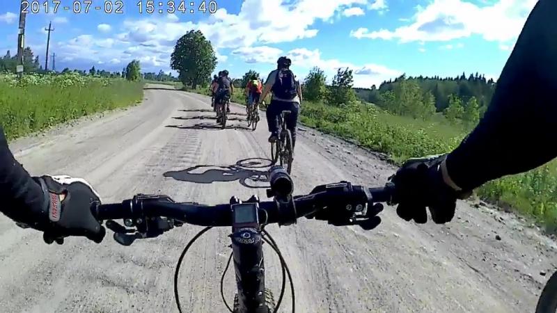 Велосоюз Вероярви Усадьба Ириновка Крутая мегапокатушка