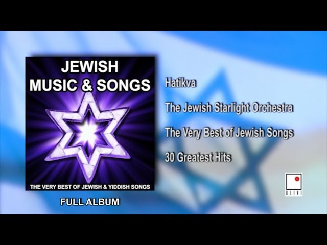 30 Hits - Jewish Music and Yiddish Songs - The Best of The Jewish Starlight Orchestra - Full Album