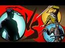 ОТШЕЛЬНИК ПОБЕЖДЕН видео игра Shadow Fight 2 бой с тенью