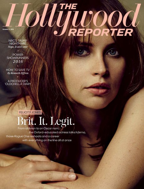 The Hollywood Reporter - 21 October 2016 vk.coms