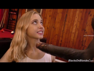 Chloe Couture - Blacks On Blondes