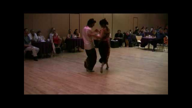 Kara and Yanick Austin Jul 18 2009 Alternative Tango