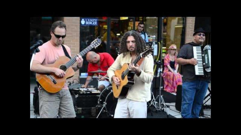 Johannes Linstead 2015 Toronto Beaches Jazz StreetFest