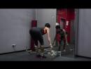 Становая тяга в тренажере кинезис Упражнения для ног и ягодиц