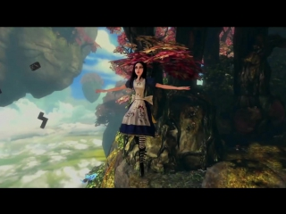 Алиса в стране кошмаров (свой трейлер) Alice Madness Returns