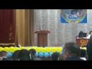 2017 жылғы тамыз кеңесіндегі Рухани жаңғыру болашаққа бастар жол баяндамасы