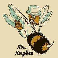 "Логотип ""Mr. KingBee"" (блюз), г. Ростов-на-Дону"