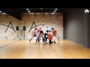 VAV(브이에이브이)_ABC (Middle of the Night)_Dance Practice