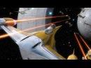 Star Wars (Space Battle over Naboo) HD