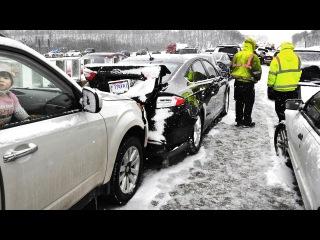 FUNNY CAR FAILS, Insane Driving Fail & Stupid Drivers 2017 - Ultimate Dash Cam Fails #540