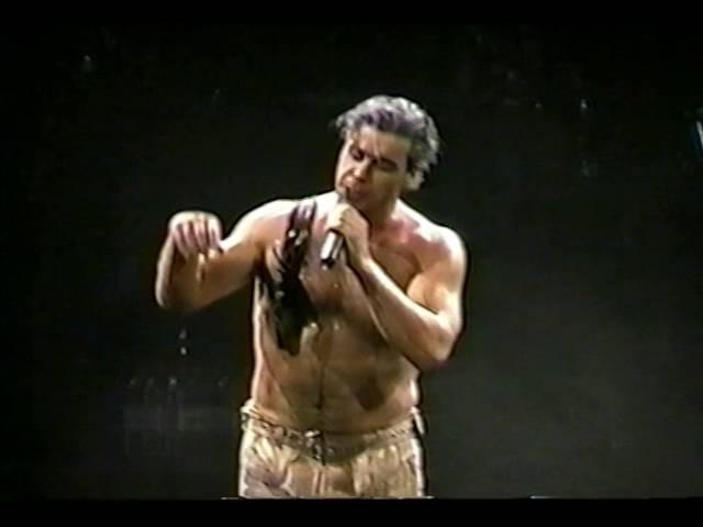 Rammstein - [LIVE] Phoenix, America West Arena, USA, 1998.10.12 [VIDEO BOOTLEG]