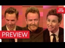Bryan Cranston, Benedict Cumberbatch Eddie Redmayne's dating video - The Graham Norton Show