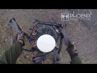Latest Generation of Phoenix Aerial UAV / LiDAR options