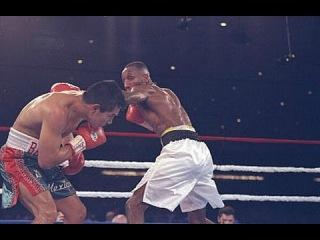 Мировой бокс. Марко Антонио Баррера - Джуниор Джонс (2 бой).
