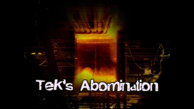 Teks Abomination Industrial Electro Royalty Free Music