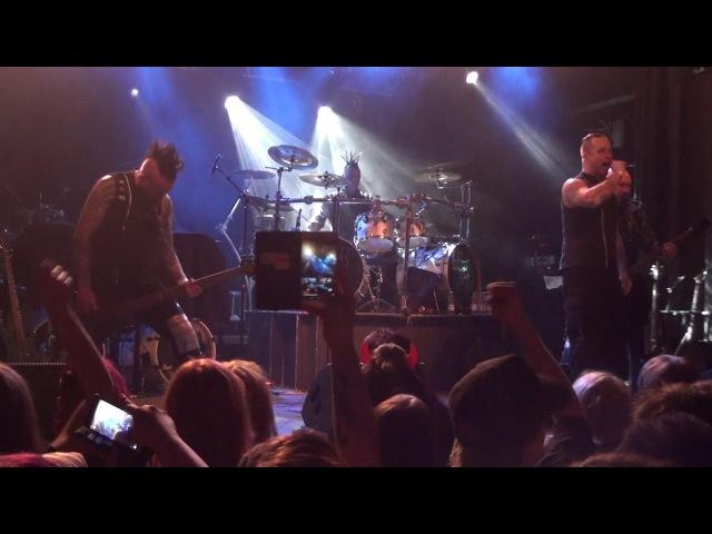 RUOSKA Veriura live at MetalOrgy 2017 Helsinki