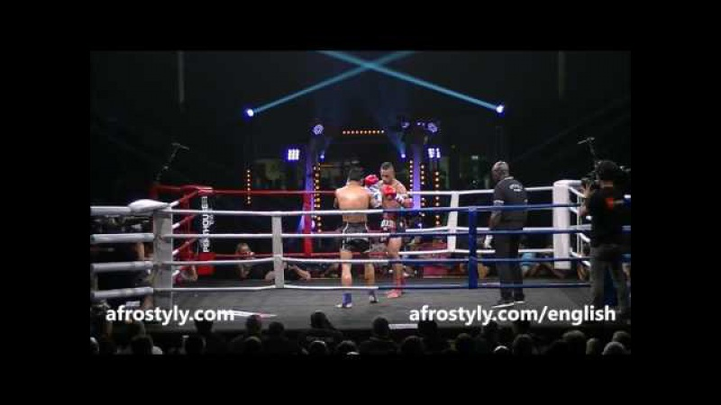 Littewada Sitthikul ฤทธิเทวดา vs Morgan Adrar BEST OF SIAM XI 1080p