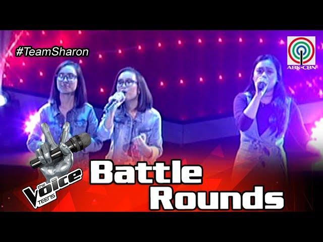 The Voice Teens Philippines Battle Round Arlene Kathleen vs Arisxandra You