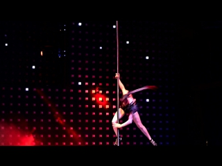 "Perfomance Exot PD/strip show ""IMAGINE"" Филатова Ирина"