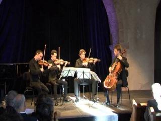 Quatuor Ebène - Fanny Mendelssohn (1805-1847) : Quatuor en Mib majeur