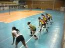 Preparación física. Resistencia anaeróbica aláctica en voleibol.