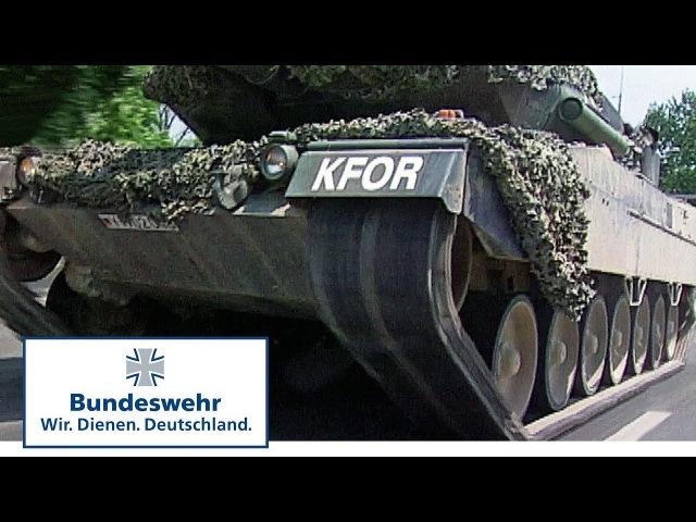 KFOR Einsatz Überblick über den längsten Auslandseinsatz der Bundeswehr