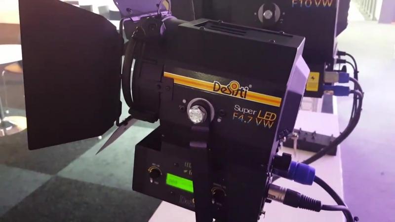 De Sisti Lighting GmbH линзовые светодиодные поиборы БиКолор
